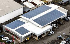 solar power business