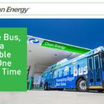 Natural Gas Bus Fleet