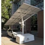 solar ev chargers