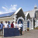 solar power saint lucia