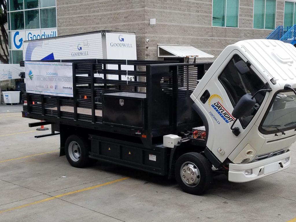 zero emission electric vehicles