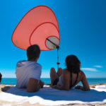 solar umbrella for beach