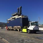 Electric Yard Truck