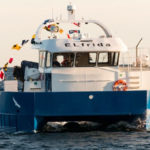 Electric Aquaculture Support Vessel