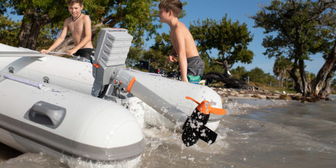 Electric Outboard Motor – Alternative Energy HQ